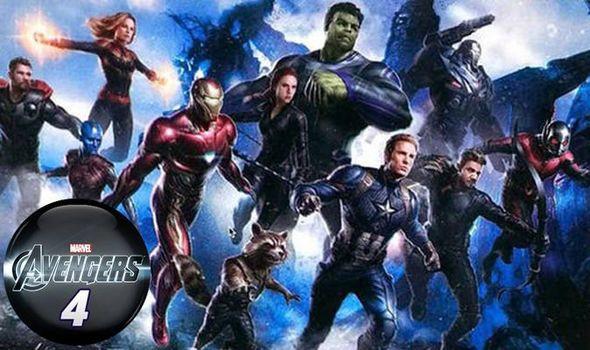 - (Filme und Serien, Marvel, Avengers 4)