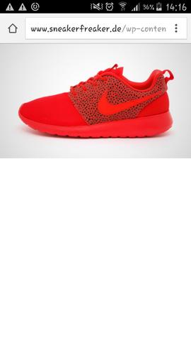 Dieser hier - (Schuhe, Nike)