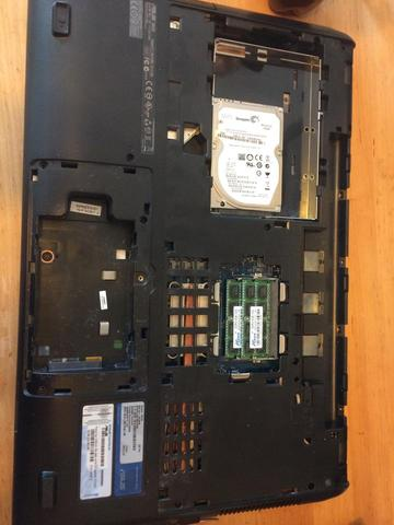 Notebook - (Notebook, Asus X93SM)