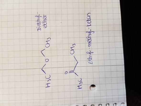 Wie genau kann ich mir das erklären / Nomenklatur? (Schule, Chemie ...