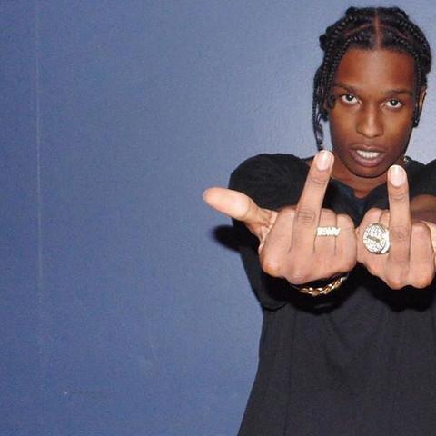 Black rap  - (Größe, Rap, black)