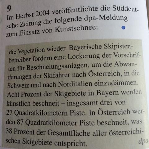 Wie Groß Ist Die Gesamtfläche Der Skipisten In Bayern Und In