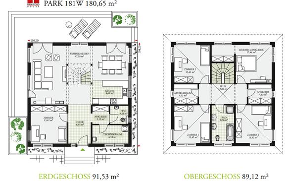wie gro soll grundst ck bei hausbau sein. Black Bedroom Furniture Sets. Home Design Ideas