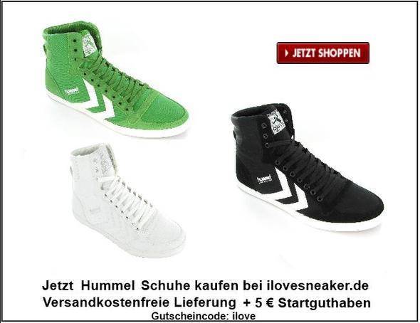 Hummel Sneakers - (Mode, Schuhe, Sneaker)