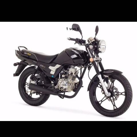 Romet ZK 50  - (Moped, 50ccm, Simson)