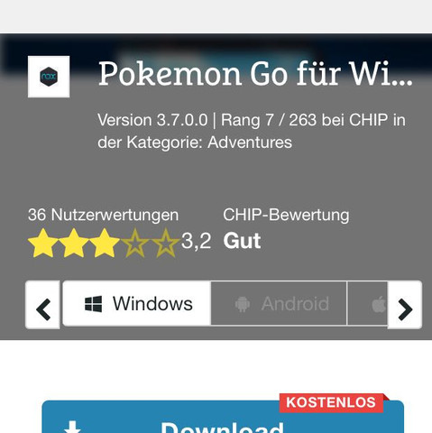 Pokemon  - (PC, Internet, Technik)