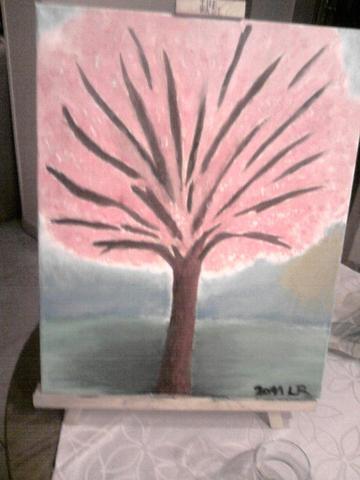Mein erstes gelungenes Ölfarbenbild ;) - (Bilder, Kunst, zeichnen)