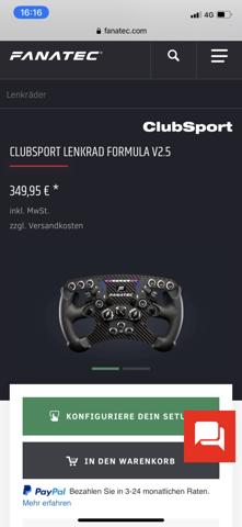 Wie gut von eins bis Zehn ist dieses Lenkrad mit dieser Wheel base und der Handbremse und mit der Handschaltung  für Forza Horizon 4?