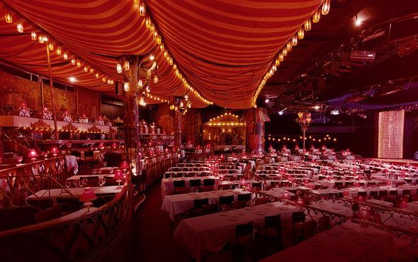 Das echte Moulin Rouge in Paris - (Film, Drehort, Moulin Rouge)
