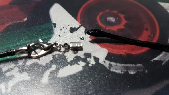 Wie Halsketten-Verschluss reparieren?