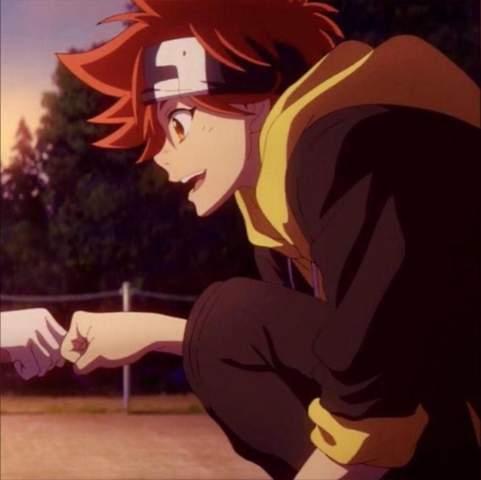 Wie heiß dieser Charakter und aus welchem Anime stammt dieser?