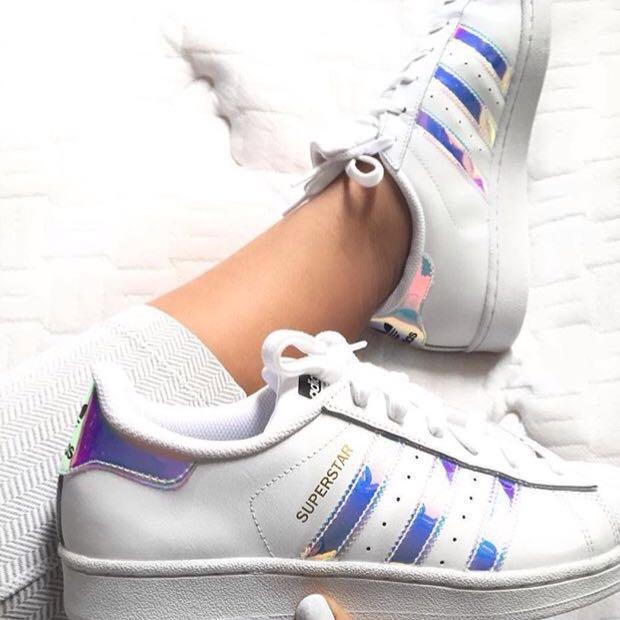 Adidas Superstars Holo