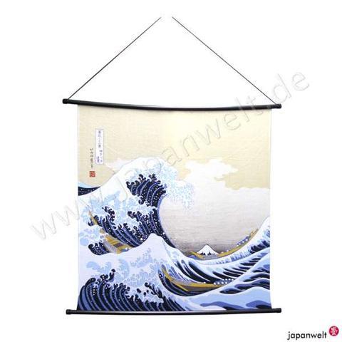Wie heißen die Aufhängungen für japanische Tenugui (japanische Handtücher)?