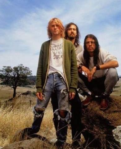 Wie heißen die Hosen die Kurt Cobain getragen hat?