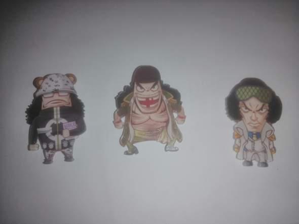 Serien Wie One Piece