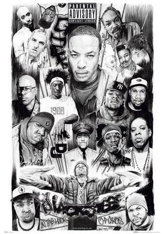 poster - (Musik, Namen, Rap)