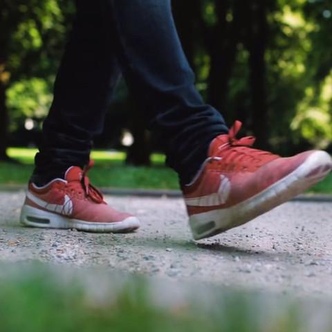 Diese Schuhe sind gemeint  - (Schuhe, Nike, Julien Bam)