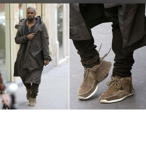 Hier sind sie  - (Schuhe, Fashion, Boots)