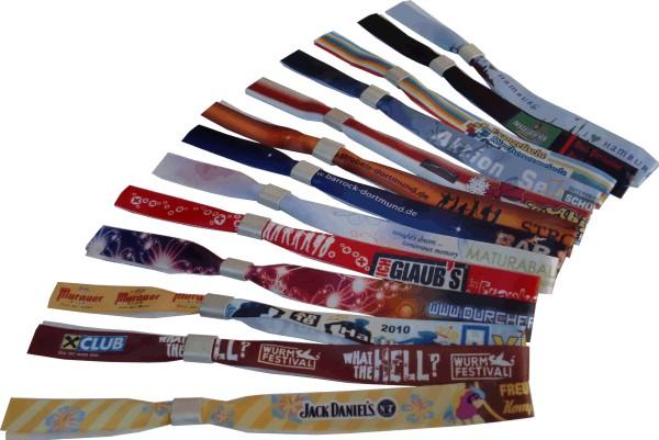 stoff armbänder bedrucken