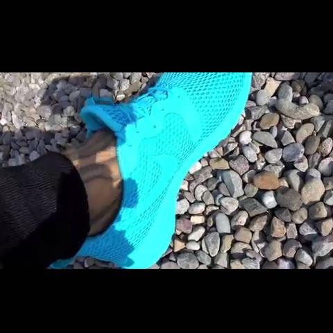 Diese Blauen Nikes - (Sport, Schuhe, Nike)