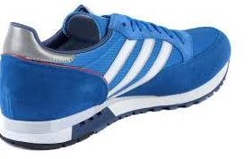 Hier die Schuhe. - (Schuhe, adidas, New Balance)