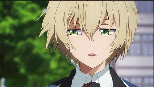 hjklö - (Anime, Charakter, blond)