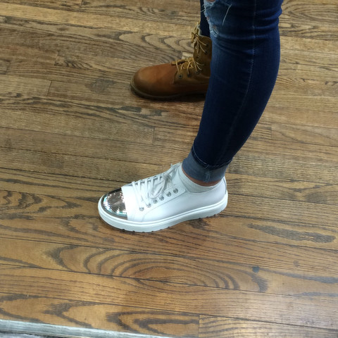 Genau diese Schuhe - (Schuhe, New York, dr martens)