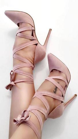 high heels - (Frauen, Schuhe, High-Heels)