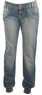 Wie heissen diese Jeans, die so wie Jogginghosen aussehen aber denoch Jeans sind?
