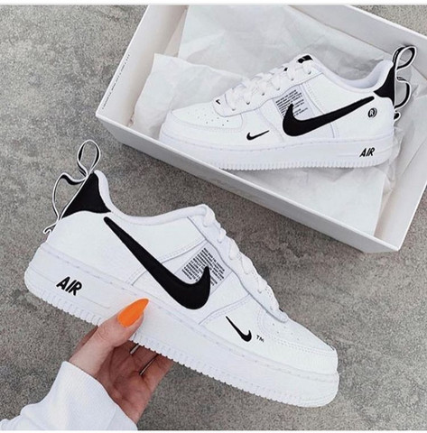 e34bc8f683ca1a Wie heißen diese nike (air force one)schuhe  (Sneaker