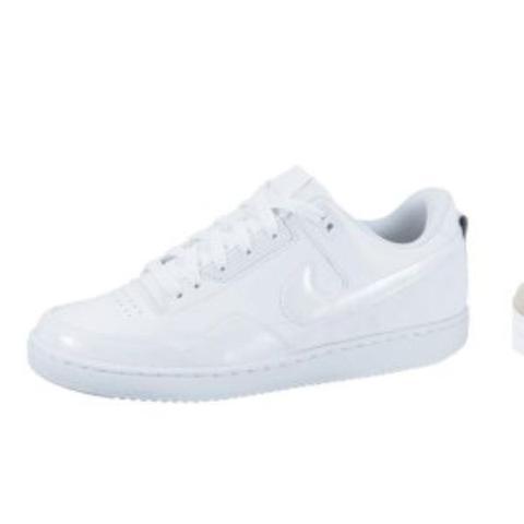 Wie heißen diese weisse Nike Schuhe? (Sneaker, Damen)