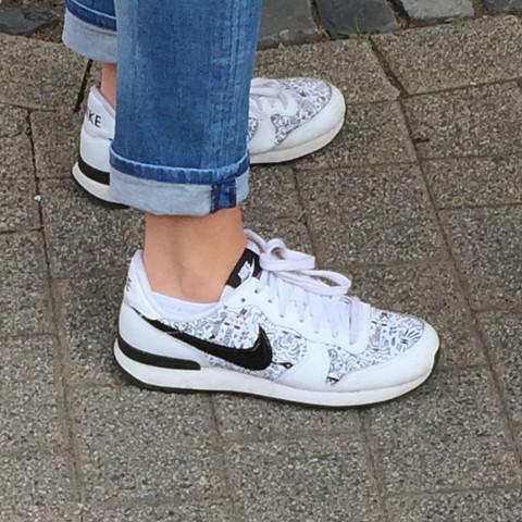 Das sind sie😍 - (Schuhe, Nike, Damenschuhe)
