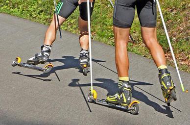 Schuhe - (Sport, Inliner, Biathlon)