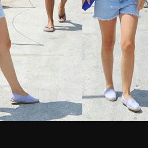Diese Art von schuhen  - (Schuhe, Sommer, ballerinas)