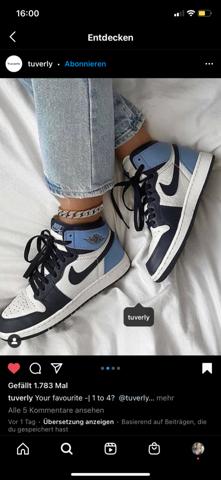 Wie heißen diese Schuhe vom modell?