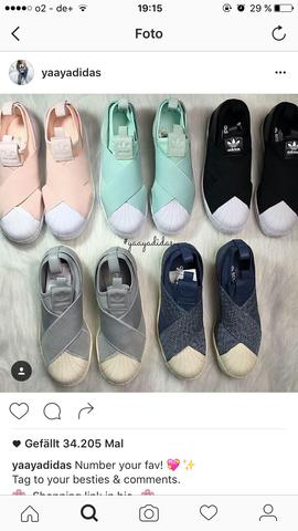 Diese Schuhe  - (Schuhe, adidas)