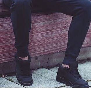 Schwarze Schuhe - Name ?  - (Schuhe, Sneaker)