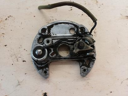 Wie heißen diese teile (Bild 1-2) der Dolmar 118 Motorsäge?