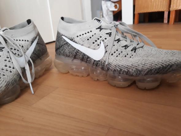 Wie heißen diese Vapormax von Nike? (Schuhe, Name)
