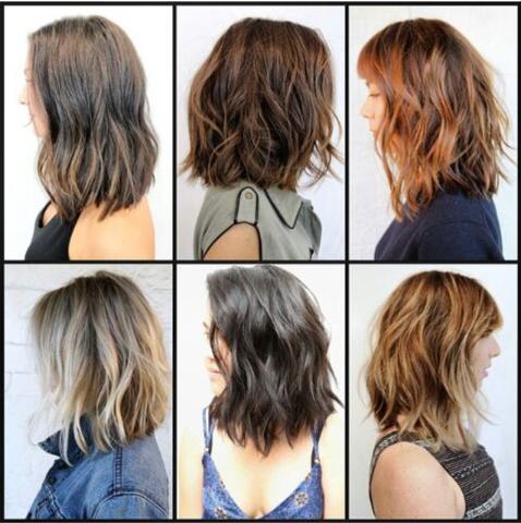 Wie Heißen Diese Wellen Wie Macht Man Sie Haare Frisur