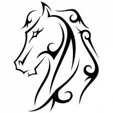 pferd - (Bilder, Kunst, zeichnen)