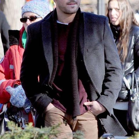 """Hier ist der gesuchte """"Mantel"""" - (Mode, Mantel, Sakko)"""
