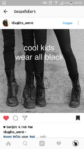 Diese Schuhe meinte ich ^^ - (Schuhe, schwarz)