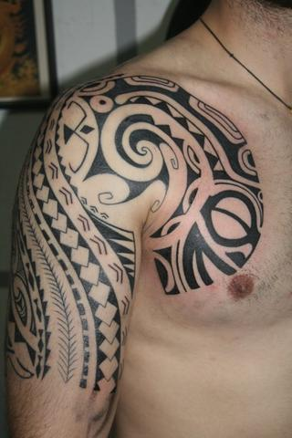 wie heissen solche tattoo mustern