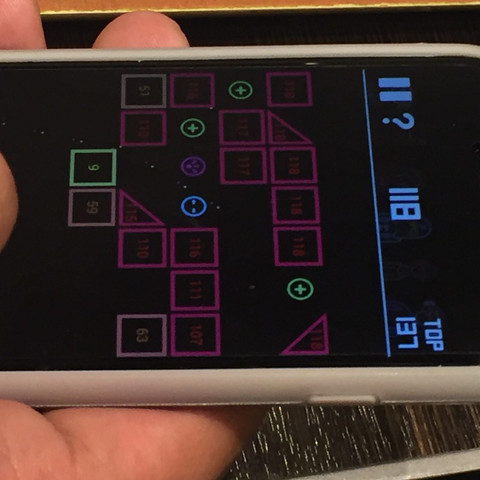 Wer kann mir sagen wie das Spiel heißt .......?????? - (Spiele, Games, iPhone)