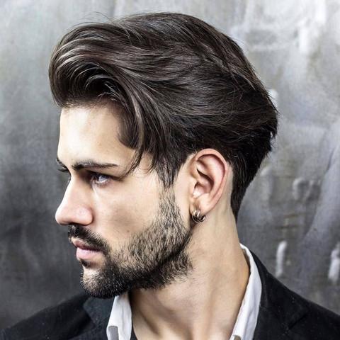 Wie Heißt Das Model Model Mit ähnlichen Haaren Haare Männer