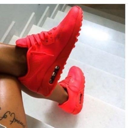 RedShoes - (Nike, Modell, airmax)