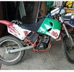 Hier <- - (Motorrad, MotoCross, wie heißen die)