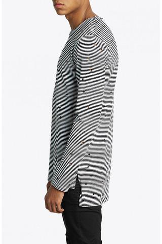 82b2d19b1de1d2 Wie heißt das wenn das t shirt, sweatschirt usw.. hinten so länger ist?  (Mode, Kleidung, Klamotten)