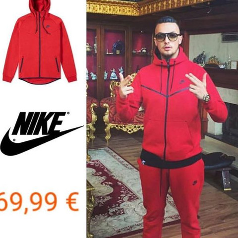 Nike Anzug  - (Training, Nike, Anzug)